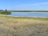 Карстово-суффозионное озеро Жалтырколь у с. Ивановка, Оренбургская область. Фото предоставлено Институтом степи УрО РАН