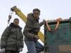 Транспортировка лошадей Пржевальского в Оренбургский заповедник. Фото Н. Судец