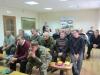 Участники тренинга по тушению степных пожаров. Центрально-Черноземный заповедник, 30-31 октября 2012 г.