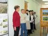 Открытие фотовыставки «Сохраним курские степи!». 14 декабря 2012 г. Курский университет