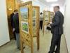 Посетители фотовыставки «Сохраним курские степи!». 14 декабря 2012 г. Курский университет