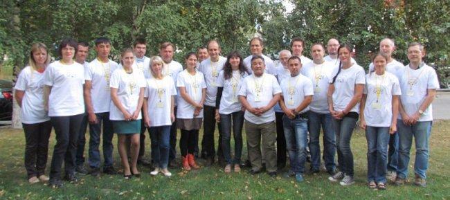 Участники международного совещания по изучению и сохранению манула в степях Северной Евразии, 13-15 сентября 2016 г., г. Новосибирск