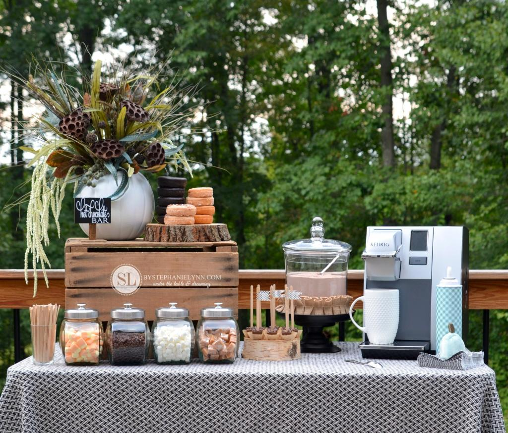 Coffee Bar Ideas For Party Best Of Pinterest Fall Events