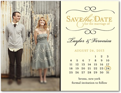 More Save the Date Postcards by Magnolia Press - Save The Dates - free wedding save the dates