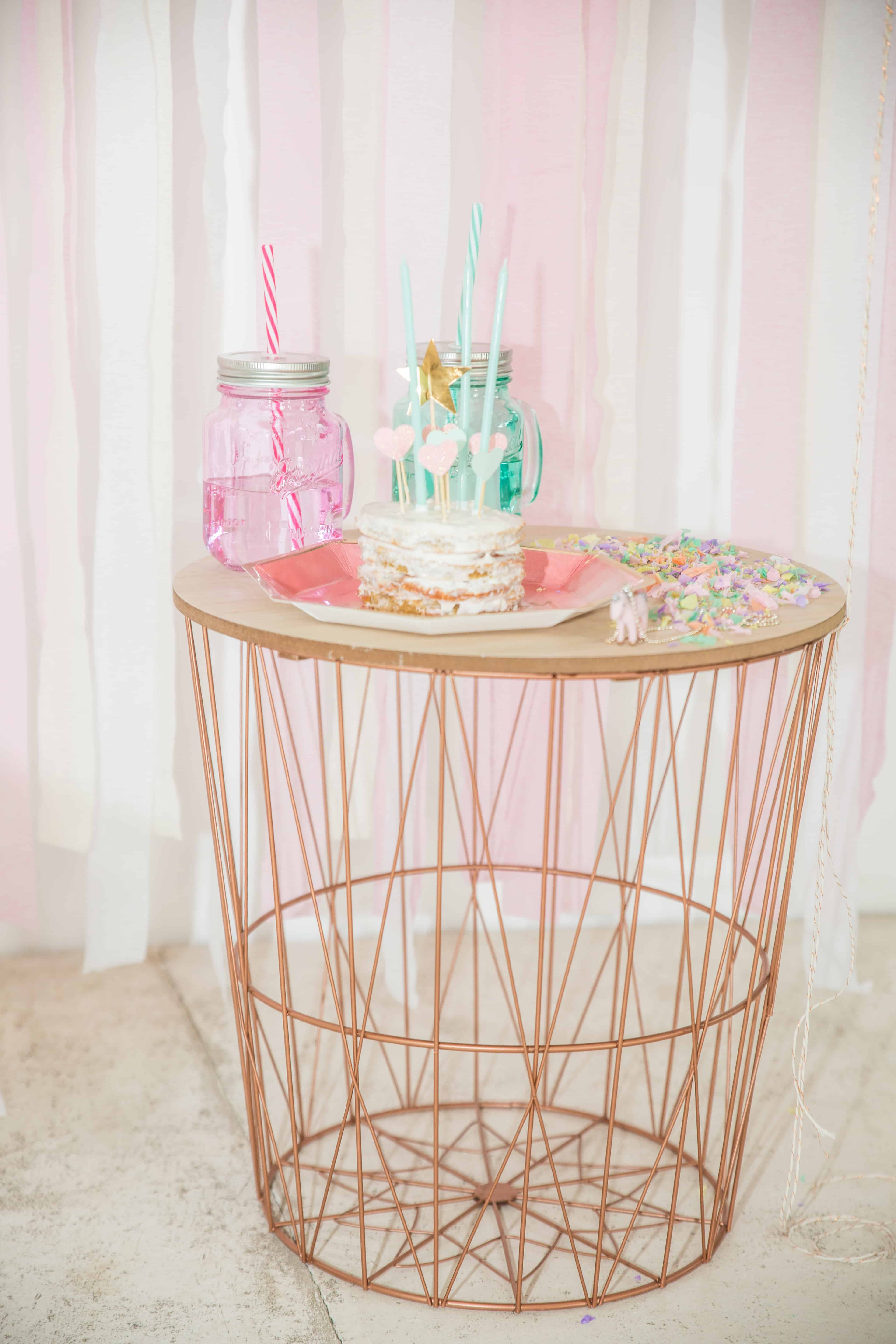 Decoration Anniversaire Girly Anniversaire Girly Pour Une Petite Princesse Save The Deco