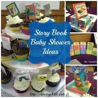 StoryBook Baby Shower Ideas