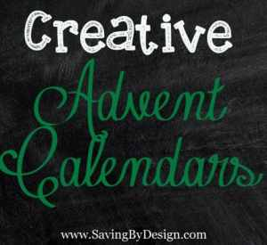 Count Down to Christmas with These Creative Advent Calendars