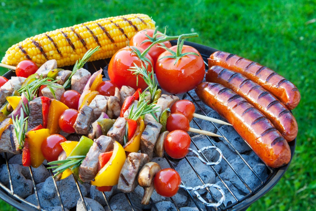 4 top tips for your barbecue party