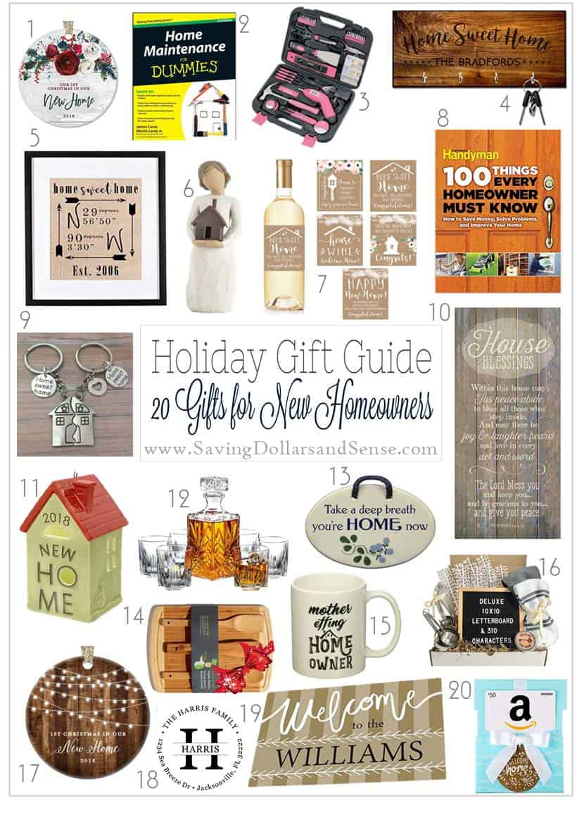 Best Gifts For New Homeowners Best Gifts For New Homeowners Saving Dollars Sense
