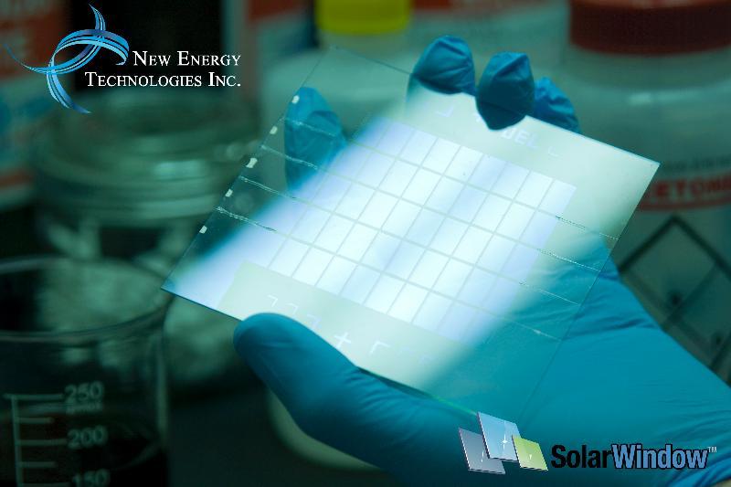 New Solarwindow Technology Introduction Video New