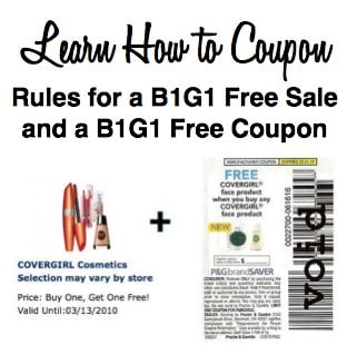 Coupons and Sales: B1G1 or BOGO Free - Savings Lifestyle