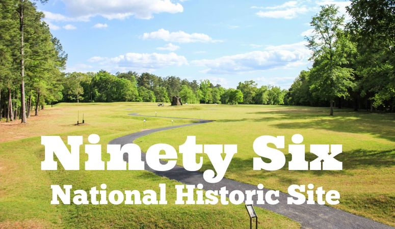 Abbeville, SC // Ninety Six National Historic Site