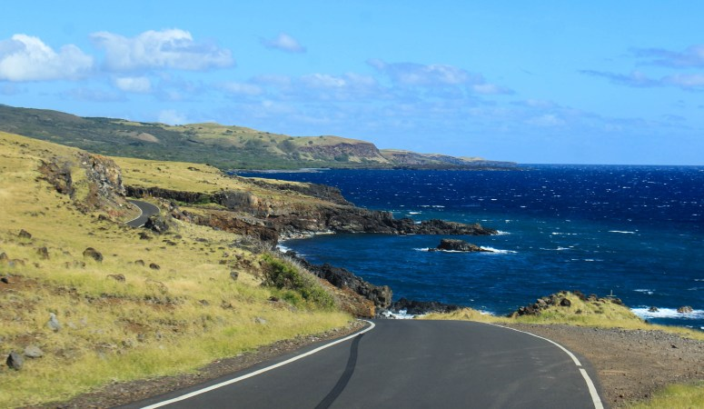 The Pi'ilani Highway