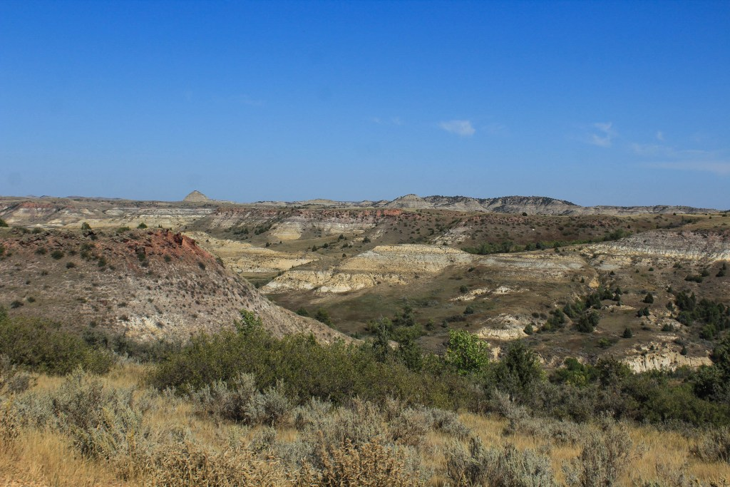 Hiking White Butte