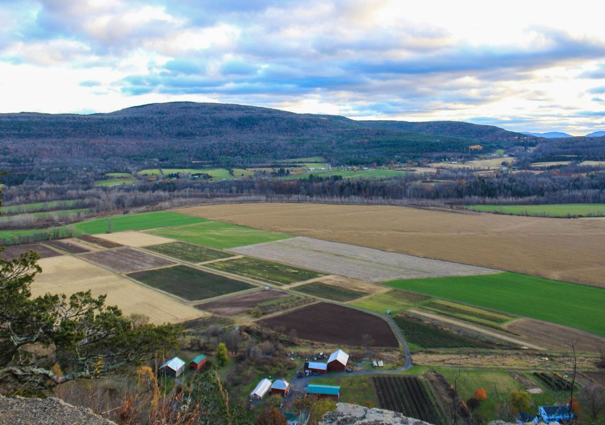 Kaaterskill Falls and Vroman's Nose