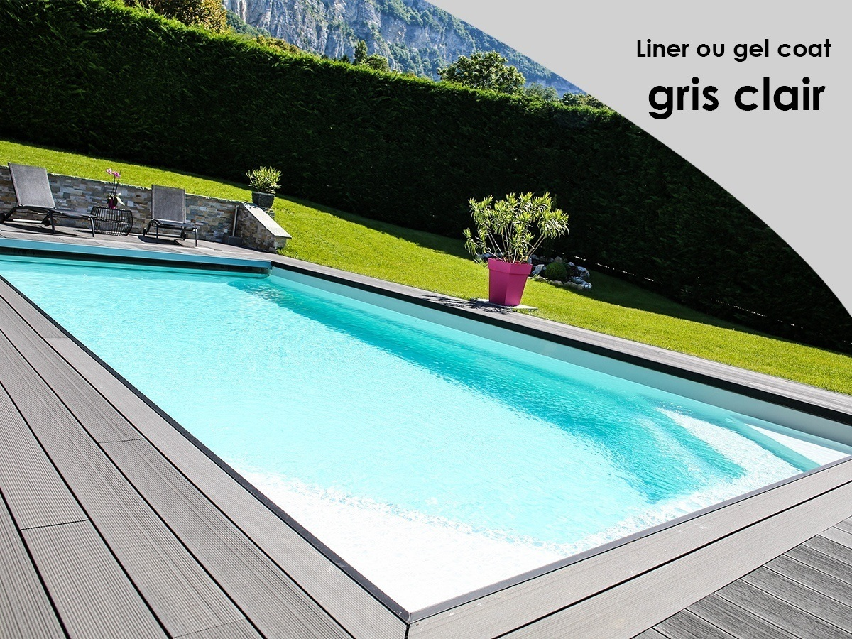 Lame Composite Terrasse Construction Piscine Avec Savoie Piscines & Spas