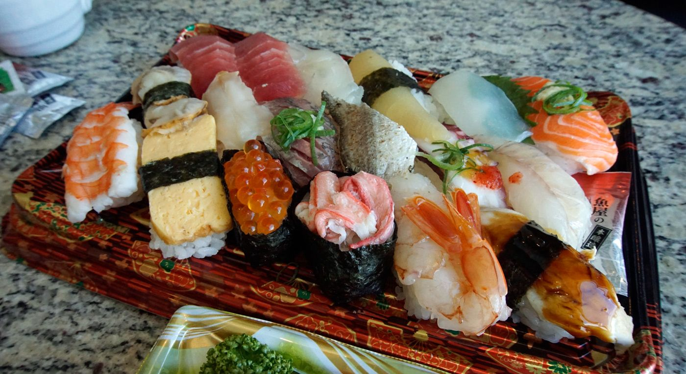 Japan Sushi Guide To Eating Sushi In Japan: Etiquette & More | Savored