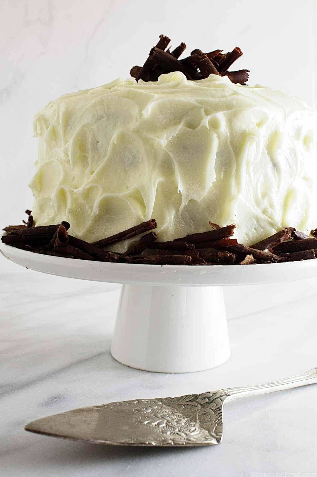 Chocolate Cake Leavening Agent
