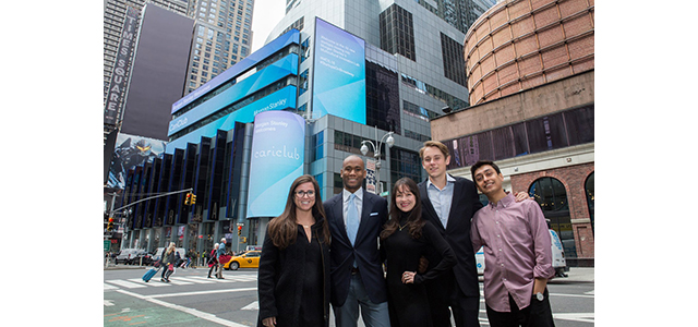 CariClub Selected as One of Morgan Stanley\u0027s 10 Startup Companies