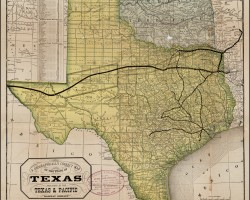 texas-pacific-railway-map