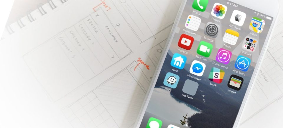 The Best Free Sketch iOS App Icon Template Savvy Apps - iphone app icon template