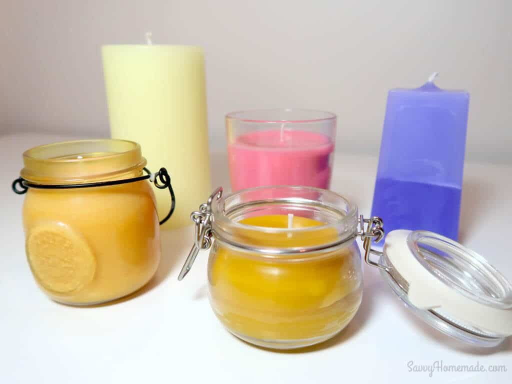 Cheap Scented Candles How To Make Scented Candles From Scratch