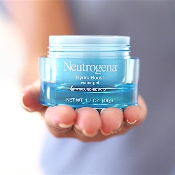 Top pick hydrating face cream Neutrogena Hydro Boost