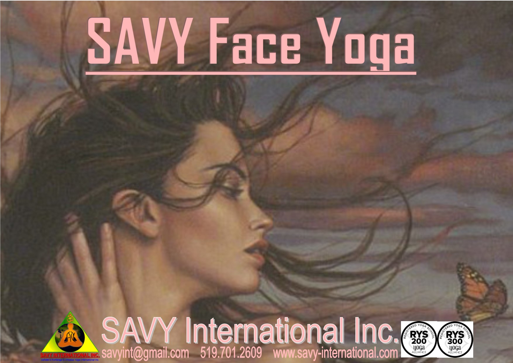 SAVY Face Yoga 1 - Learn 7 Exercises