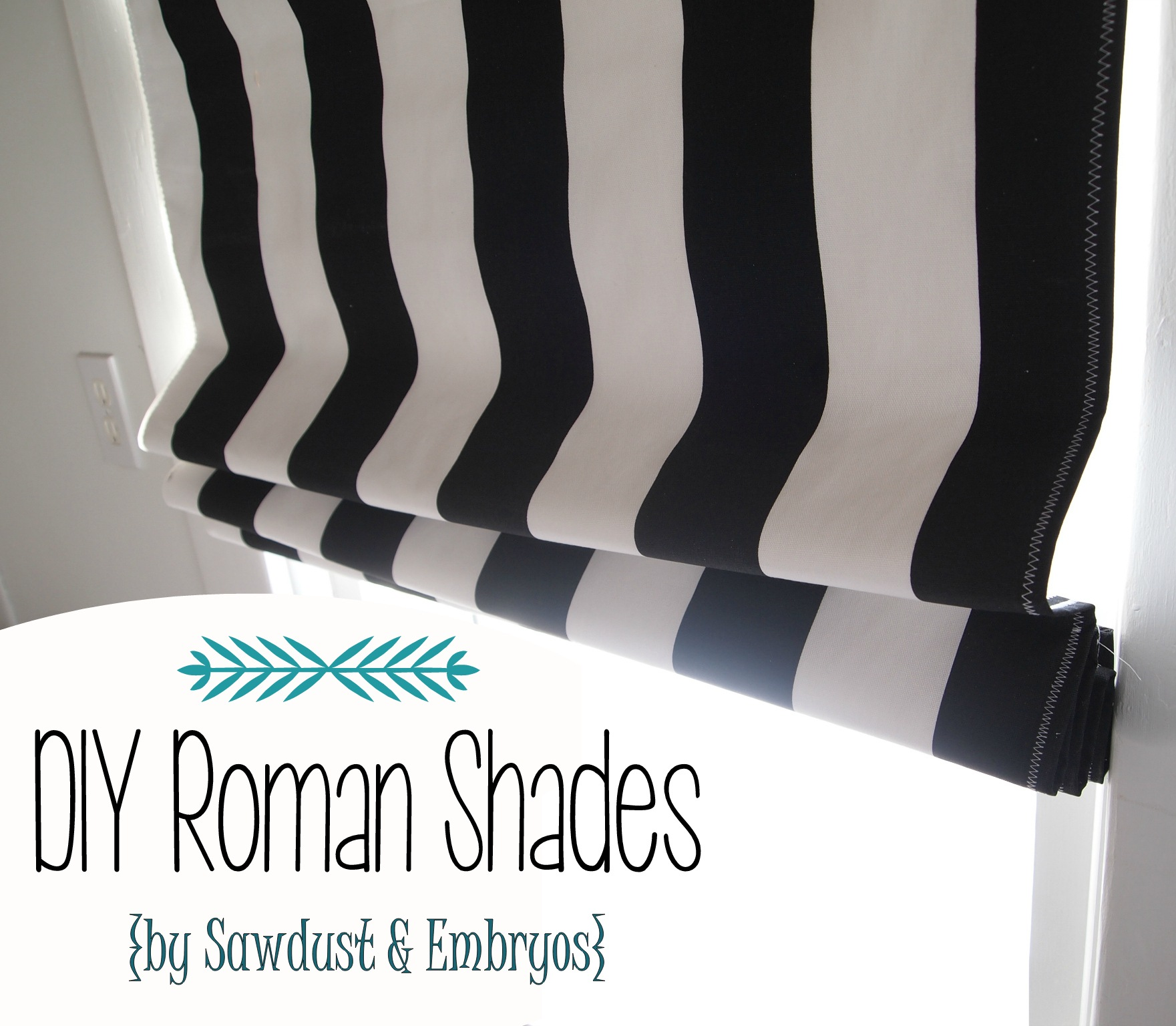 Diy Blinds Online How To Make Roman Shades Using Mini Blinds