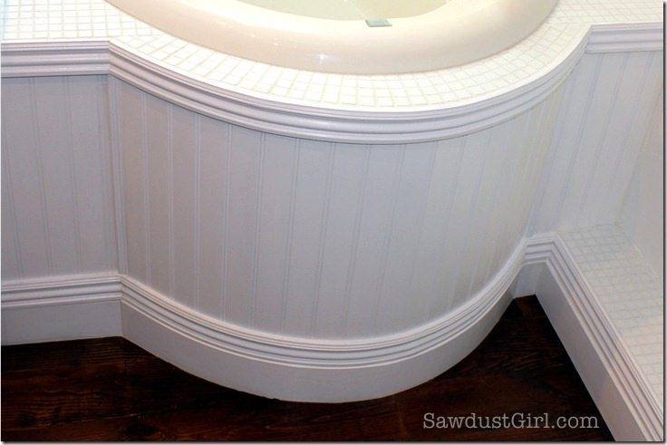 how to bend moulding