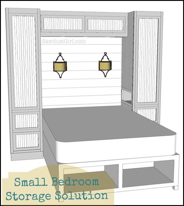Small bedroom storage ideas. Small Bedroom Project   Wardrobe  Storage and Organzation Solution