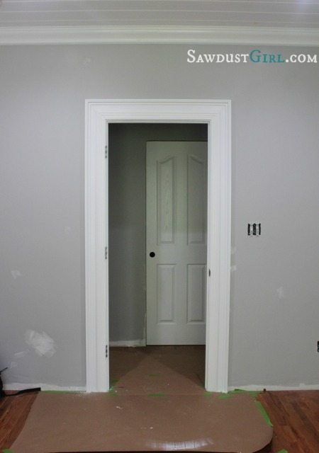 Interior Door Trims Designs