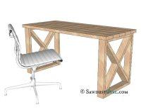 Loft Bed Plans With Storage, Simple Desk Plans Free ...