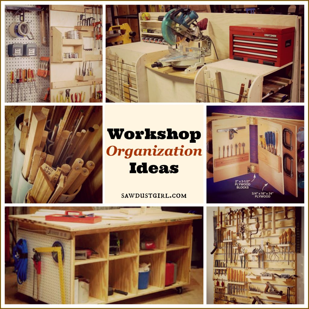 Workshop Organization Ideas