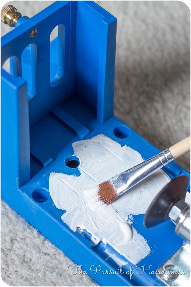 Homemade Pocket Hole Jig : Modify your kreg jig for easier use sawdust girl