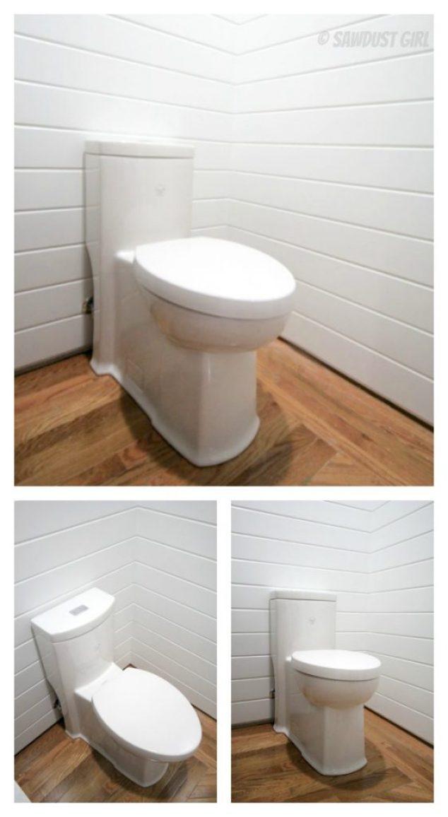 Toilet Talk Installation Of A One Piece Wonder Sawdust Girl