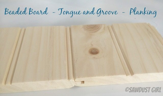 How to install a plank wall tongue and groove sawdust for Tongue and groove roofing boards