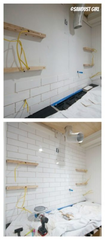 How to Build and Install Floating Shelves