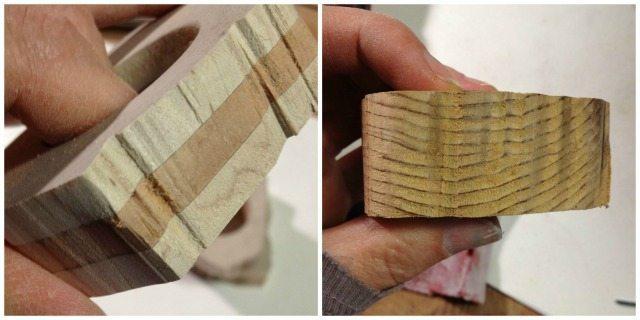 Napkin Ring Edge Detail