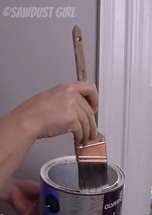 "How to ""cut in"" when painting"