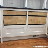 Building Drawer Fronts for Cabinets and Furniture ...