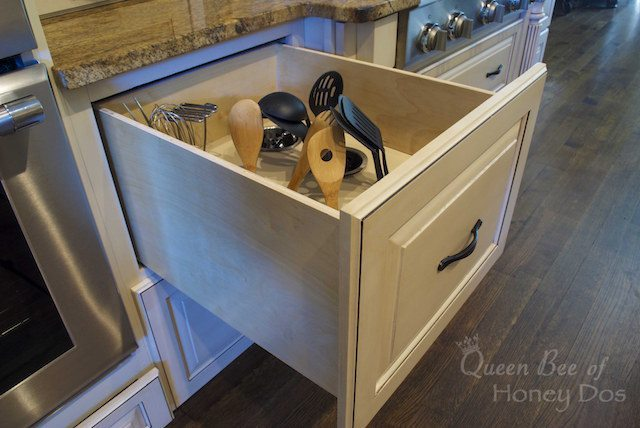 Drawer Utensil Organizer