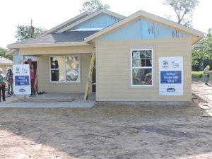 Shelby's Lowe's/Habitat House - Progress Update