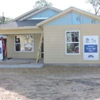Shelby's Lowe's/Habitat House - Progress Update