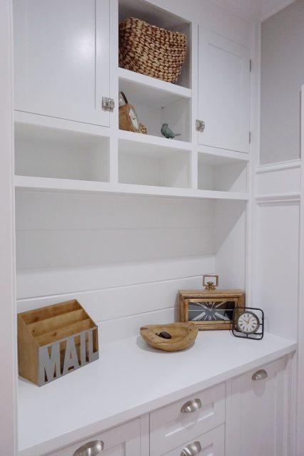 Kitchen Entry Remodel