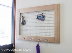 Diy Farmhouse Style Wood Bench Sawdust Sisters