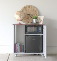 Refrigerator Microwave Cabinet  BestMicrowave