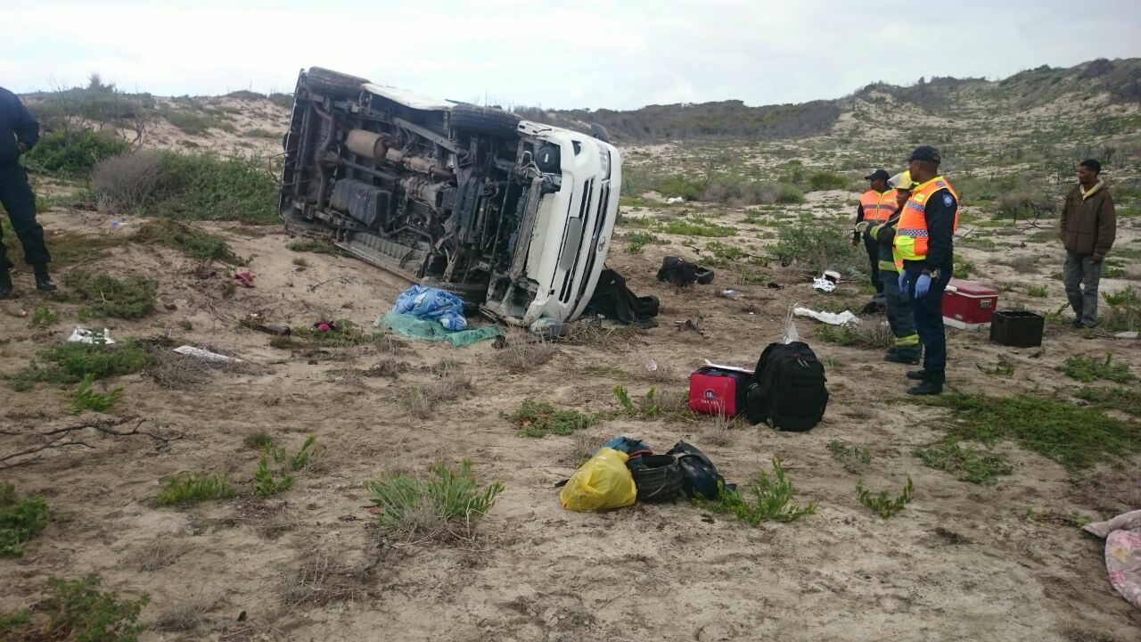 15 INJURED IN TAXI COLLISION IN KHAYELITSHA IN THE WESTERN CAPE.