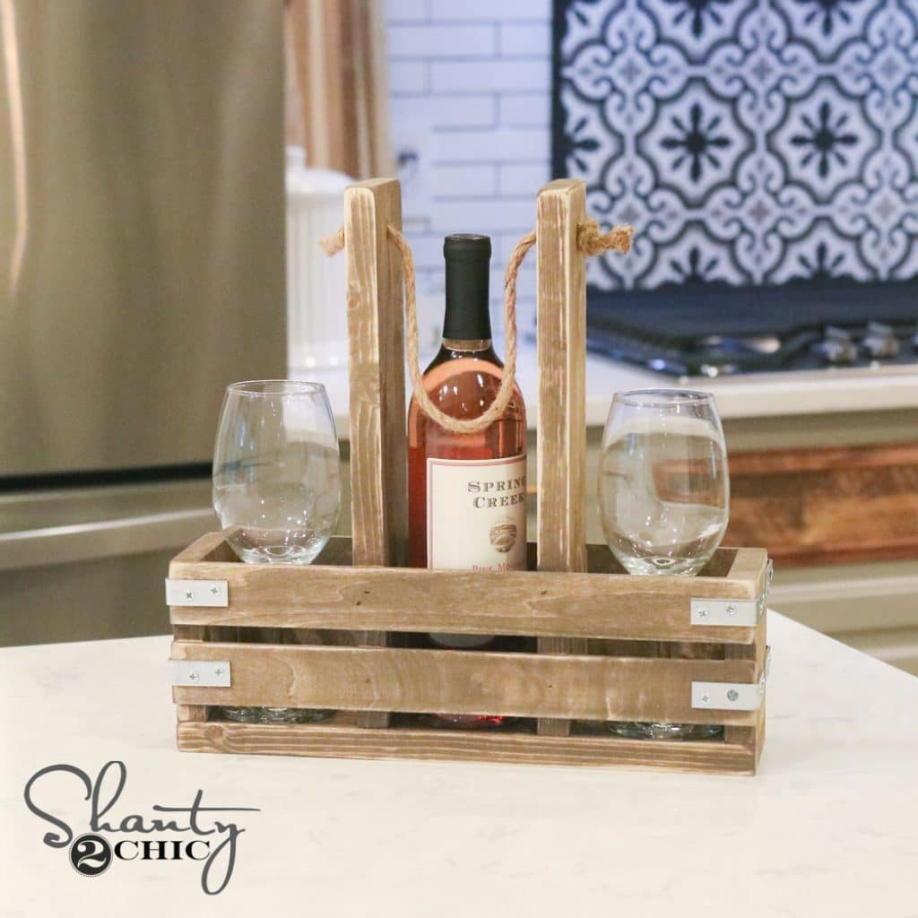 Funny Wine Bottle Holders Top 100 Easiest Woodworking Projects For Beginners Sawinery