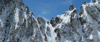 Williams Peak Hut Ski Mountaineering